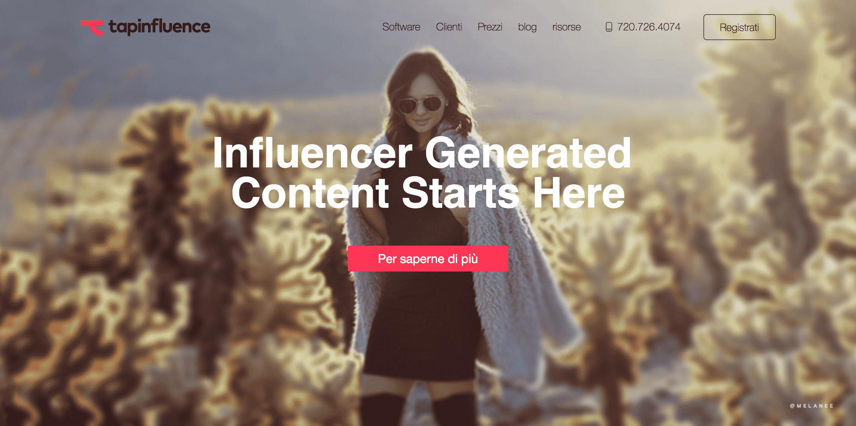 come diventare un influencer