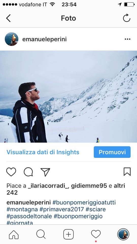 come passare ad un profilo aziendale su instagram