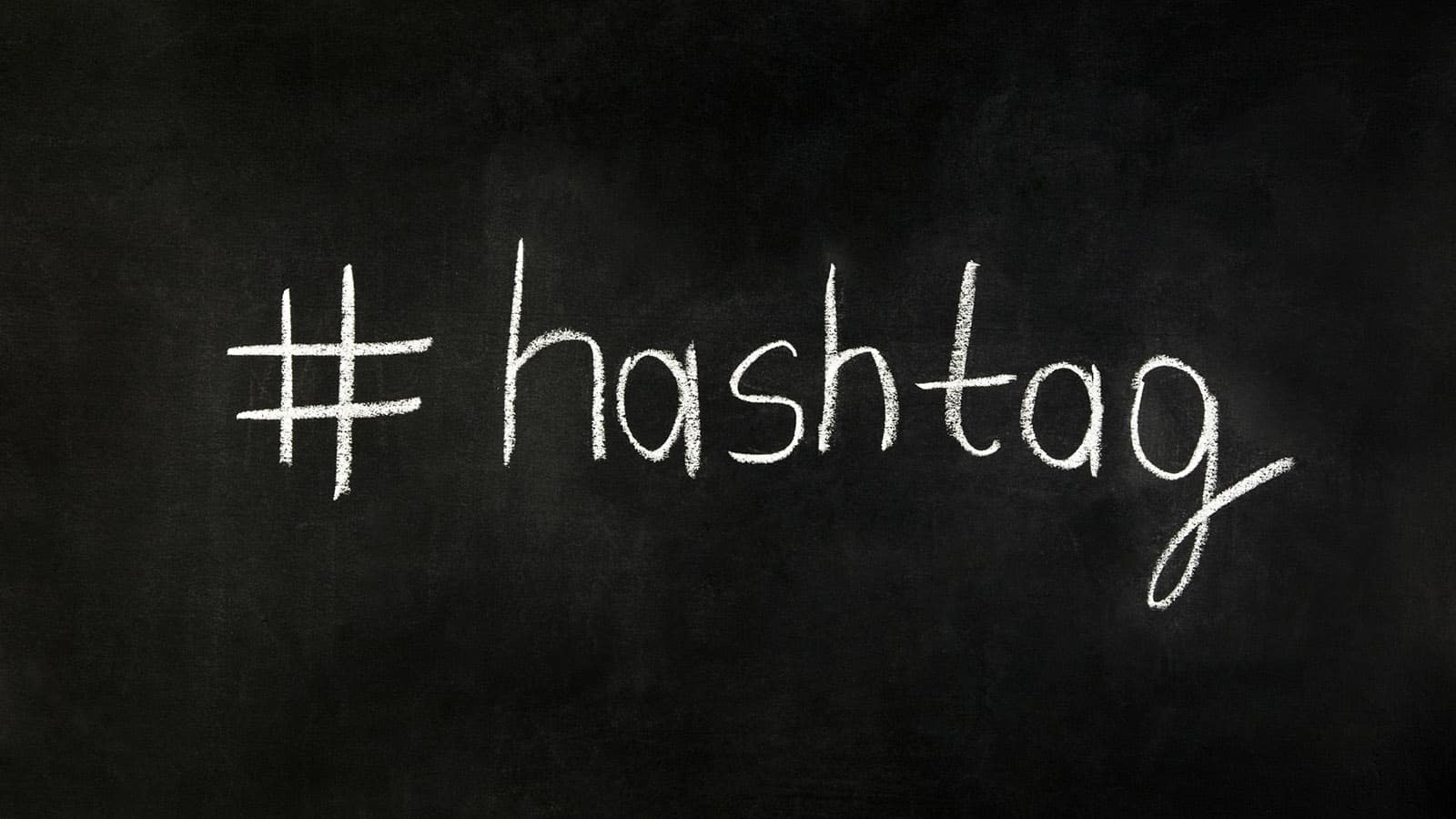 hashtag più popolari