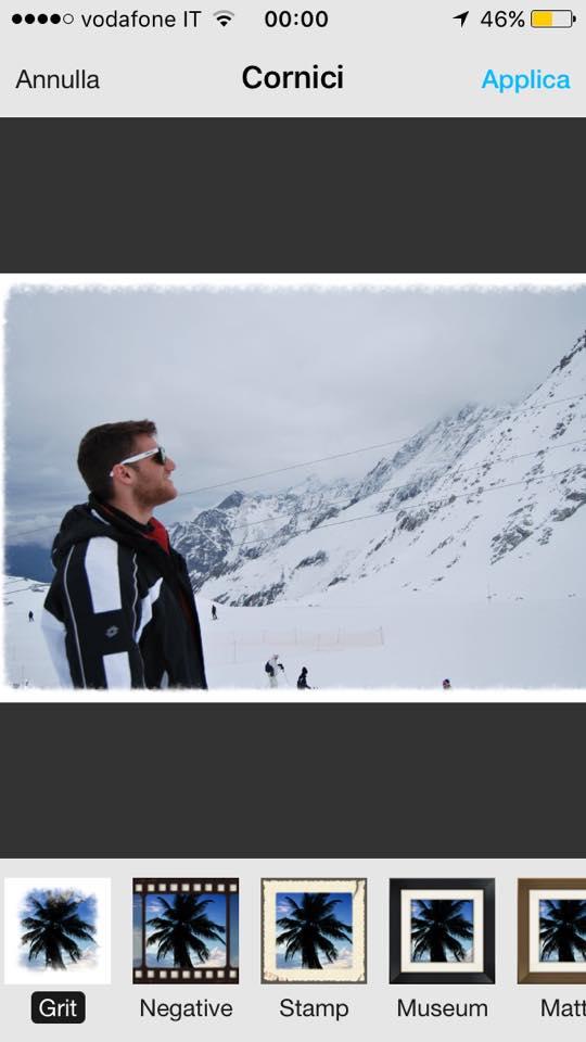 Cornici Per Foto Instagram.Come Editare I Bordi Delle Foto Su Instagram Emanuele Perini