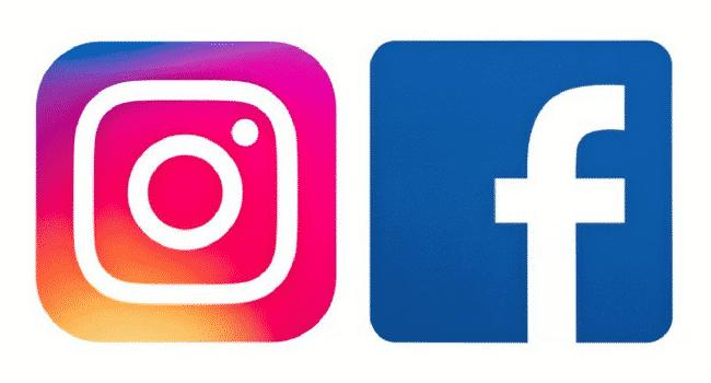 Instagram accedi tramite Facebook