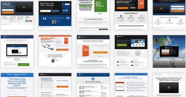 OptimizePress: Il tool migliore per creare landing page di successo