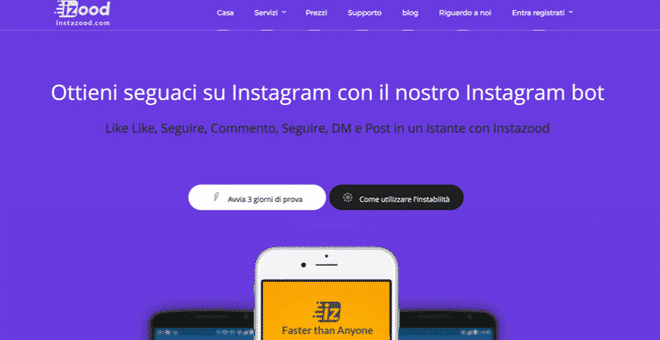 Instazood: Il nuovo tool per crescere su Instagram