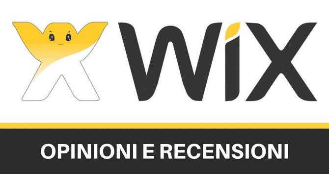 wix opinioni