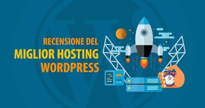 miglior hosting wordpress
