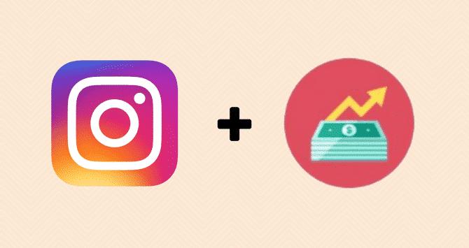 Quanto paga Instagram