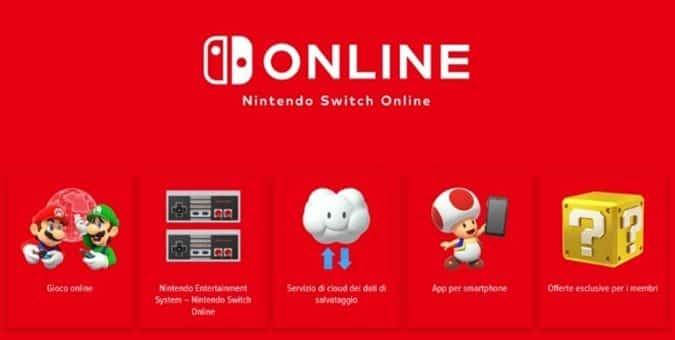 Nintendo Switch Online: Ecco come pagarlo solamente 4,37€ l'anno!