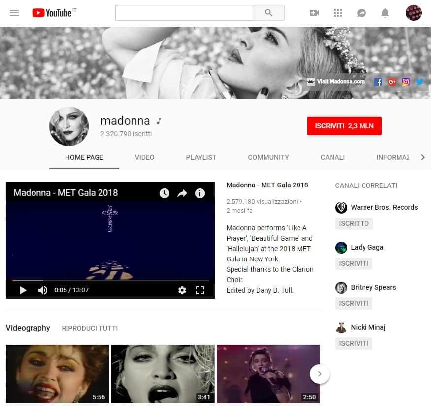 comprare iscritti YouTube