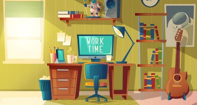 Lavorare da casa con Amazon