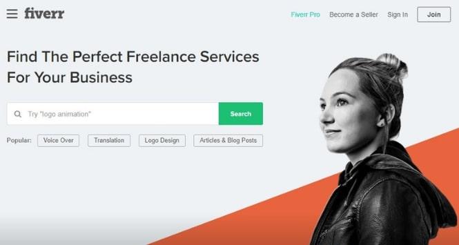 Fiverr: cos'è, come funziona e come guadagnarci