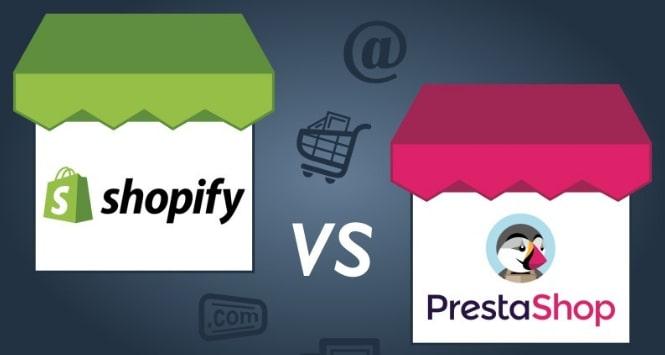Shopify vs PrestaShop: Opinioni e recensioni