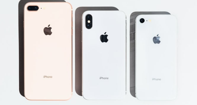 iPhone 8 vs iPhone XS
