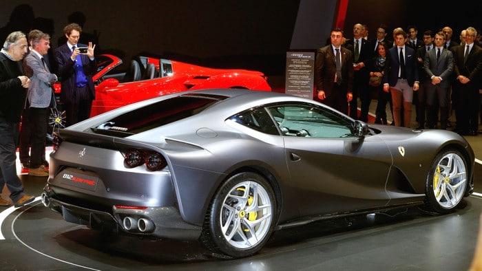 Exor - Ferrari