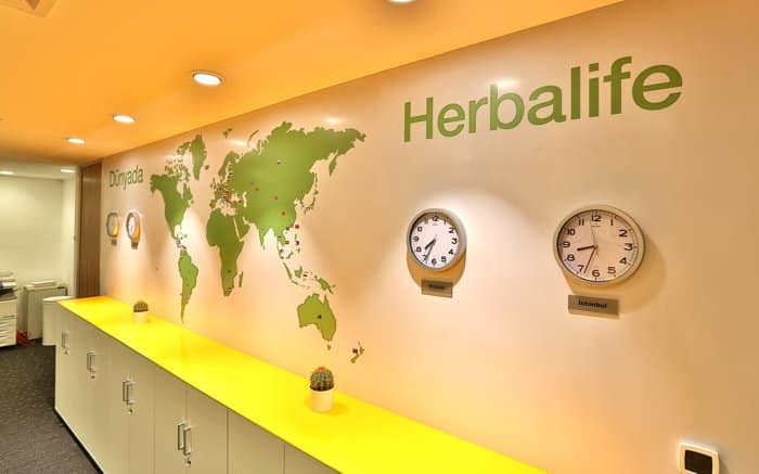 azioni Herbalife