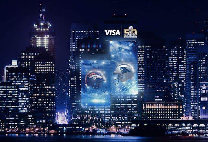 Visa Superbowl