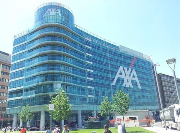 AXA sede di Milano
