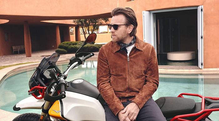 McGregor - Moto Guzzi