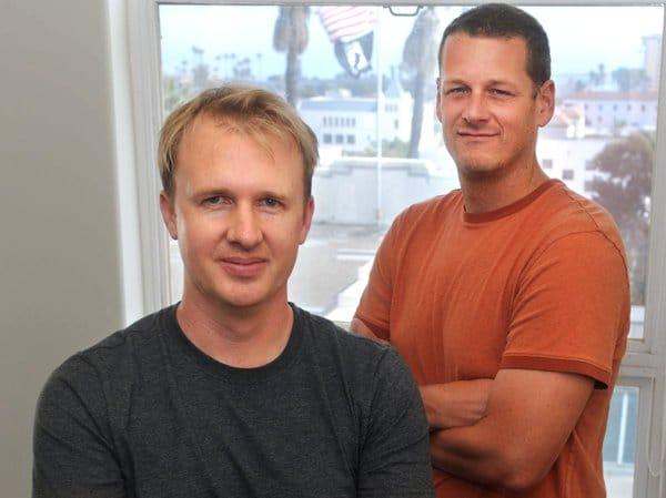 Jeff Green e Dave Pickles, The Trade Desk