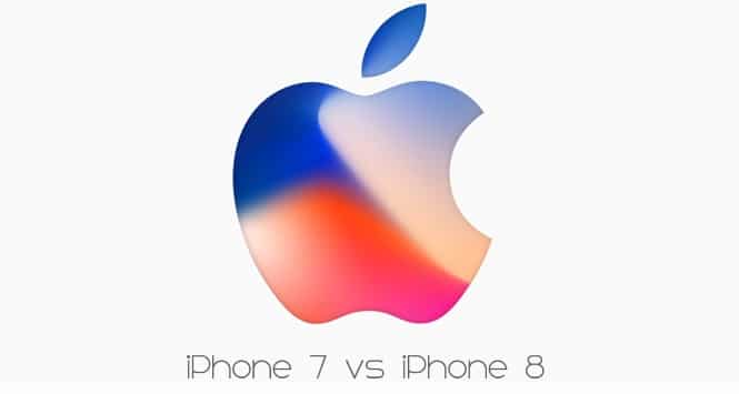 iPhone 7 vs iPhone 8