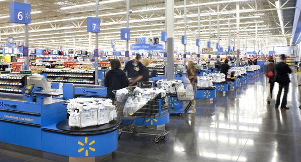 azioni Walmart