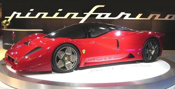 Azioni Pininfarina