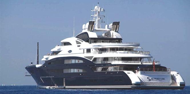Mega-Yacht - Fincantieri