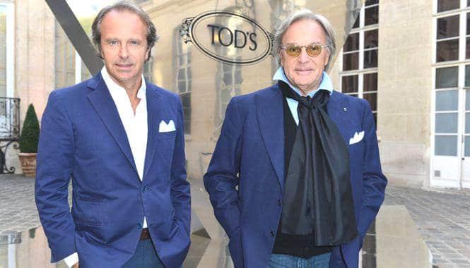 Tod's - Andrea e Diego Della Valle