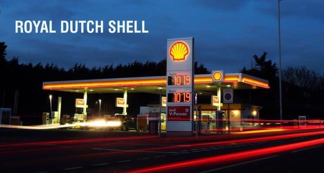 Royal Dutch Shell plc (RDSA.AS)