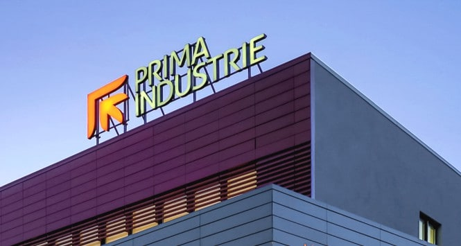 Azioni Prima Industrie