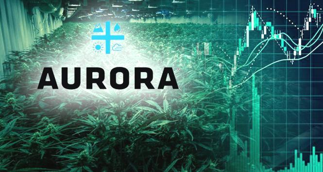 Azioni Aurora Cannabis