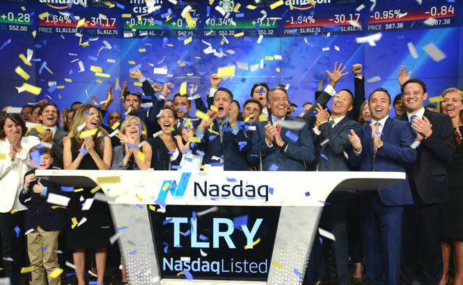 Tilray NASDAQ