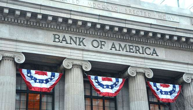 azioni Bank of America