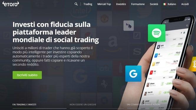 eToro - trading online