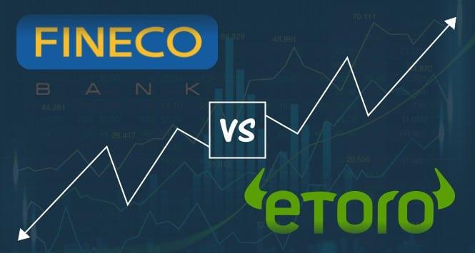 Fineco vs eToro