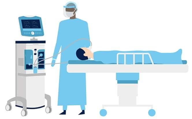 Medtronic - Ventilatore polmonare