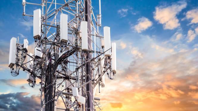 Torre per rete cellulare