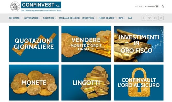 Azioni CONFINVEST: quotazione, grafico, dati e notizie - IT | metromaredellostretto.it
