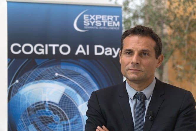 Stefano Spaggiari, co-fondatore e CEO di Expert System
