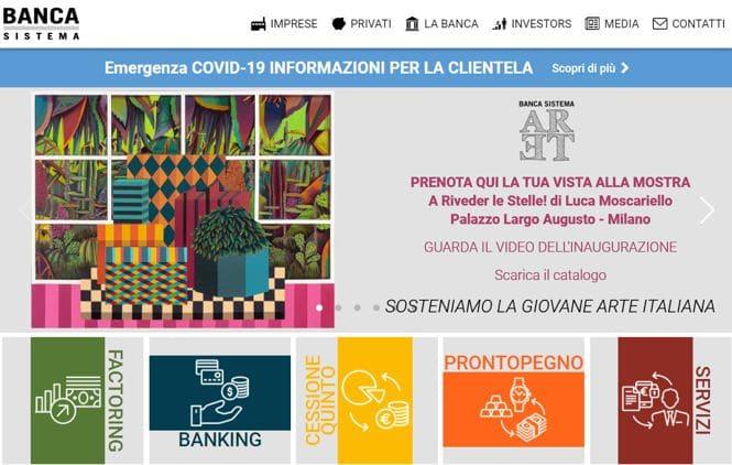 Banca Sistema