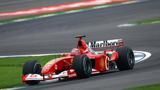 Marlboro - Ferrari F1