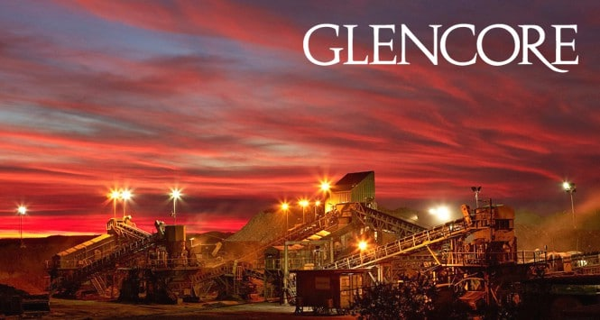 Azioni Glencore