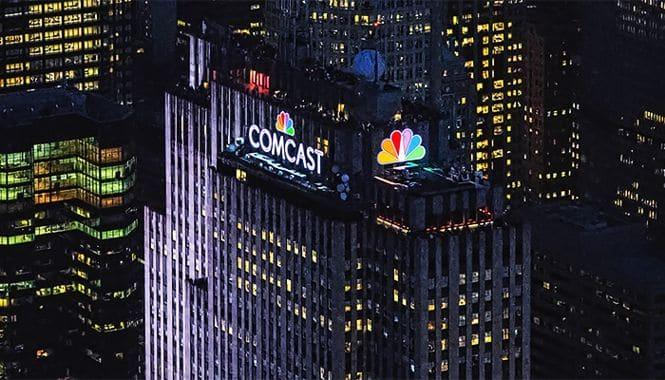 Comcast, sede di Filadelfia
