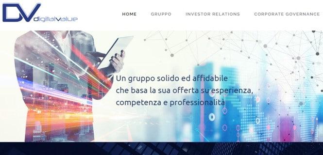 Azioni Digital Value