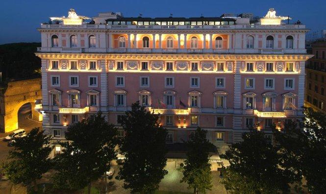 Grand Hotel Flora Roma