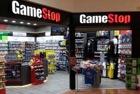 GameStop negozi