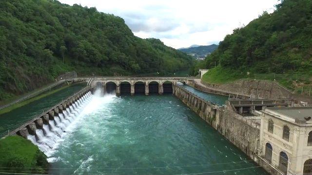 Edison - Centrale idroelettrica Semenza