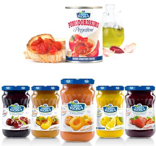 Santa Rosa prodotti