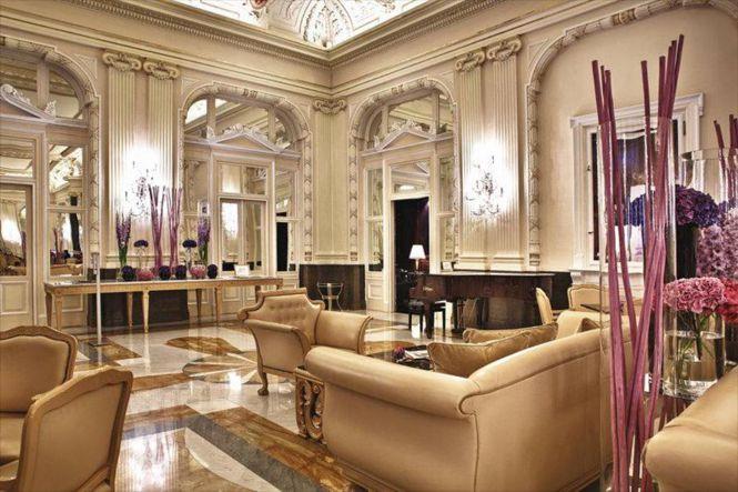 Hotel Carlo IV a Praga