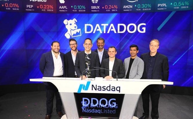 Datadog NASDAQ