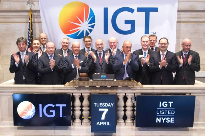 IGT IPO